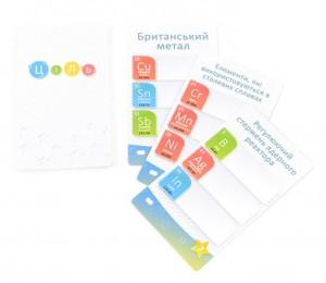 фото Настольная игра Ігромаг 'Periodic: Игра элементов'(4178) #3