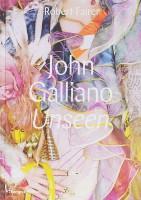 Книга John Galliano: Unseen