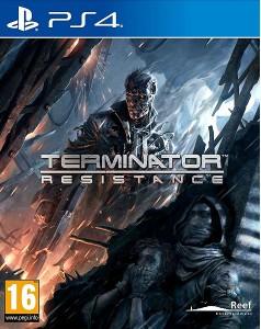 игра Terminator Resistance  PS4