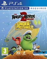 игра The Angry Birds Movie 2 Under Pressure  PS4