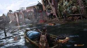 скриншот The Sinking City PS4 - Русская версия #9