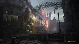 скриншот The Sinking City PS4 - Русская версия #5
