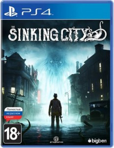 игра The Sinking City PS4 - Русская версия