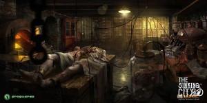 скриншот The Sinking City PS4 - Русская версия #4