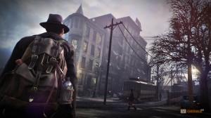 скриншот The Sinking City PS4 - Русская версия #7