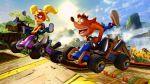 скриншот Crash Team Racing Nitro Fueled + Crash Bandicoot N Sane Trilogy  PS4 #5