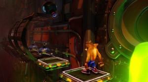 скриншот Crash Team Racing Nitro Fueled + Crash Bandicoot N Sane Trilogy  PS4 #2