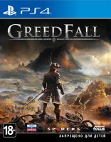 игра GreedFall  PS4 - русская версия
