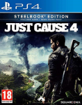 игра Just Cause 4 Steelbook Edition PS4