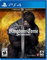 игра Kingdom Come Deliverance Special Edition  PS4 - Русская версия