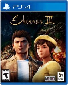 игра Shenmue III PS4