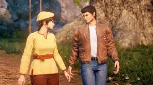 скриншот Shenmue III PS4 #2