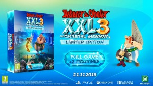 скриншот Asterix & Obelix XXL 3: The Crystal Menhir - Limited Edition   PS4 #3