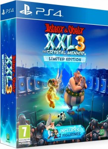 игра Asterix & Obelix XXL 3: The Crystal Menhir - Limited Edition   PS4