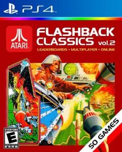 игра Atari Flashback Classics Vol 2   PS4