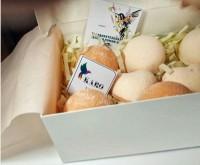 Подарок Подарочный набор KARO Sapone 'Апельсиново-банановый'
