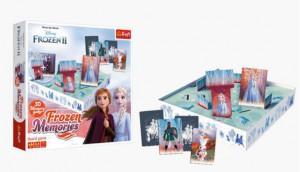 фото Настольная игра Trefl 'Frozen 2. Frozen Memories (4384) #3