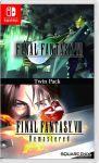 игра Final Fantasy 7 + Final Fantasy 8 Remastered Switch