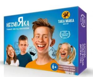 Настольная игра Така Мака 'Несмияка 6+' (3762)