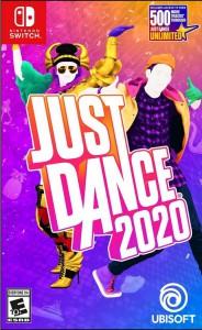 игра Just Dance 2020 Switch - Русская версия