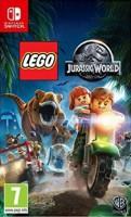 игра LEGO Jurassic World Switch -  русская версия