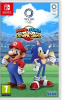 игра Mario & Sonic at the Olympic Games Tokyo 2020 Switch -  русская версия