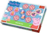 Настольная игра Trefl 'Memos Свинка Пепа' (4382)