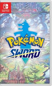 игра Pokemon Sword Switch