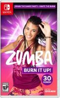 игра Zumba Burn it Up! Switch -  Русская версия