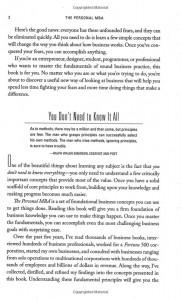 фото страниц The Personal MBA #9