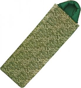 Спальный мешок одеяло Champion Tourist Камуфляжный (TI-14-KH)