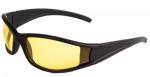 Очки Fladen Polarized Sunglasses Lake Black Yellow (23-110Y)