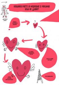 фото страниц Книжка, яка нарешті розкаже тобі геть усе про любов #5