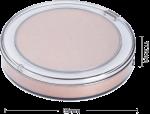 фото Карманное зеркало для макияжа с LED подсветкой G-SIO CM2 #7