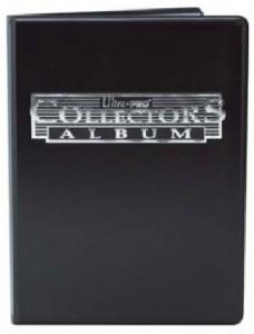Альбом 'Ultra-Pro' (с 3х3 кармашка): черный