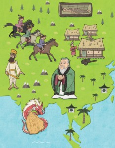 фото страниц Історія світу. Перші міста та імперії. 10 000 до н.е. - 476 н.е. #3