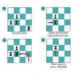 фото Игра Thinkfun 'Шахматный пасьянс Фітнес для мозку' (83400) #2