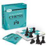 Игра Thinkfun 'Шахматный пасьянс Фітнес для мозку' (83400)