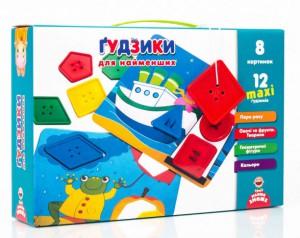 Настольная игра Vladi Toys 'Парк развлечений' (VT2905-04)