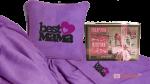 Подарок Подарок к 8 марта: набор из подушки и пледа 'Best Mama' + подарочный шоколад (суперкомплект)