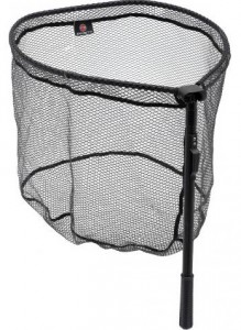 фото Подсак DAM Heavy Duty Pike/Boat Net с прорез.сеткой ручка 1м  гол. 52см х 45см  (56858) #3