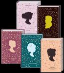 Книга Бестселлеры Джейн Остин (суперкомплект из 5 книг)