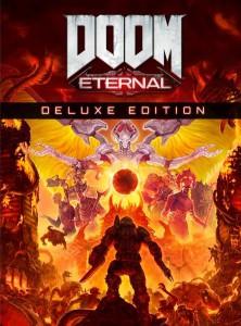 Игра Ключ для DOOM Eternal Deluxe - RU