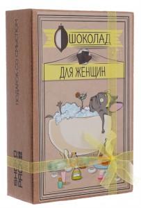 Подарок Шоколадный набор Shokopack 'Крафт набор для женщин'