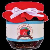 Подарок Варенье с клубникой и мятой