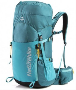 Рюкзак трекинговый Naturehike 45 л Blue (NH18Y045-Q)