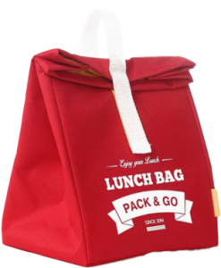 Термосумка ланч-бэг Pack&Go Lunch Bag L