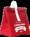 фото Термосумка ланч-бэг Pack&Go Lunch Bag L, красный #3