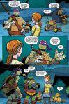 фото страниц Підлітки-мутанти Черепашки-ніндзя. Нові анімовані пригоди. Том 1 #5