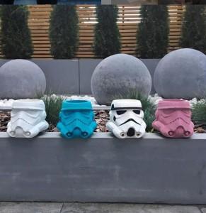Подарок Арт-органайзер Carrie&Co 'Штурмовик из Звездных войн'